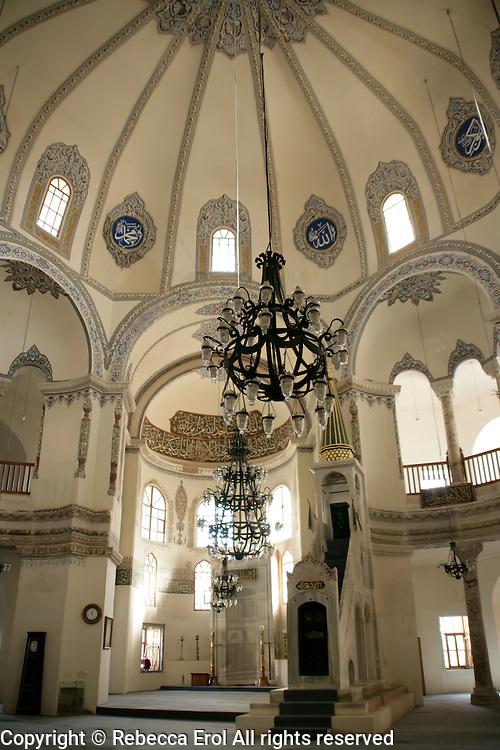 The Kucuk Aya Sofya mosque in Sultanahmet, Istanbul, Turkey