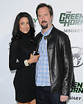 Tom Green attends the Columbia Pictures' Premiere of The Green Hornet held at The Grauman's Chinese Theatre in Hollywood, California on January 10,2011                                                                               © 2010 DVS / Hollywood Press Agency