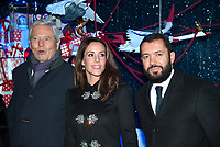 November 15 2017 PARIS FRANCE<br /> Princess Mary Donaldson of Danemark<br /> inaugurates the Christmas window at the<br /> BHV store on rue de Rivoli Paris. She<br /> arrives for the inaugaration. Alexander Liot<br /> manager of BHV and Philippe Houze are<br /> near the Princess. # LA PRINCESSE MARY INAUGURE LES ILLUMINATIONS DE NOEL GOD JUL