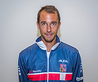 The Hague, The Netherlands, September 13, 2017,  Sportcampus , Davis Cup Netherlands - Chech Republic, Draw, Lucas Rosol (CZE)<br /> Photo: Tennisimages/Henk Koster