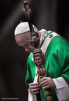 Pope Francis Mass of the Synod Oct. 27, 2019.