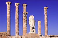 Sabratha roman ruins, Libya