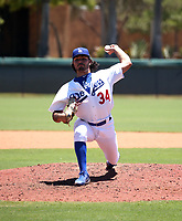 Alec Gamboa - 2019 AZL Dodgers (Bill Mitchell)
