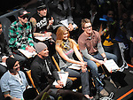 February 24, 2009: Joel Madden,Benji Madden,Taboo,Ryan Hurley,Bob Hurley,Bar Refaeli & Robert Buckley is a judge at the runway competition Walk the Walk hosted by Hurley held at House of Blues Anaheim in Anaheim, California. Credit: RockinExposures