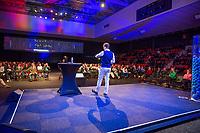 Rotterdam, Netherlands, December 15,  2017, Topsportcentrum,  Coaches Congress , kennissessie 2,  <br /> Photo: Tennisimages/Henk Koster