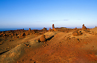 Desolate looking Garden of the Gods on Lanai