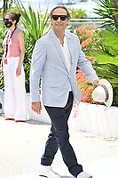 CANNES, FRANCE. July 13, 2021: Alexandre Desplat at the photocall for Wes Anderson's The French Despatch at the 74th Festival de Cannes.<br /> Picture: Paul Smith / Featureflash