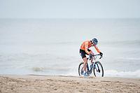David van der Poel (NED/Alpecin-Fenix)<br /> <br /> UCI 2021 Cyclocross World Championships - Ostend, Belgium<br /> <br /> Elite Men's Race<br /> <br /> ©kramon