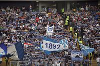 mitgereiste Fans von Hertha BSC Berlin