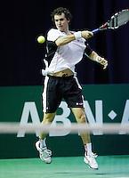18-2-07,Netherlands, Roterdam, Tennis, ABNAMROWTT, 2nd round qualifiing, Jan Hernych