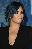 """HOLLYWOOD, CA - NOVEMBER 19: Demi Lovato at the World Premiere Of Walt Disney Animation Studios' """"Frozen"""" held at the El Capitan Theatre on November 19, 2013 in Hollywood, California. (Photo by David Acosta/Celebrity Monitor)"""
