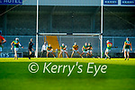 Martin Kavanagh, Carlow during the Joe McDonagh hurling cup fourth round match between Kerry and Carlow at Austin Stack Park on Saturday.