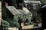 The Village Pub. Mason Arms, Branscombe, Devon, England. 1990s 1991