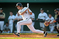 Cameron Perkins #22 of the Purdue Boilermakers during the Big East-Big Ten Challenge vs. the Notre Dame Fighting Irish at Al Lang Field in St. Petersburg, Florida;  February 19, 2011.  Photo By Mike Janes/Four Seam Images