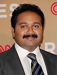 Narayanan Krishnan at The CNN Heroes: An All-star Tribute held at The Shrine Auditorium in Los Angeles, California on November 20,2010                                                                               © 2010 Hollywood Press Agency