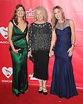 Carole King, Louise Goffin, Sherry Goffin Kondor attends The 2014 MusiCares Person of the Year Dinner honoring Carole King at the Los Angeles Convention Center, West Hall  in Los Angeles, California on January 24,2014                                                                               © 2014 Hollywood Press Agency