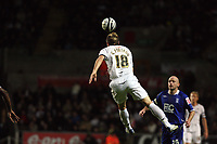 Pictured: Gorka Pintado of Swansea City in action<br /> Re: Coca Cola Championship, Swansea City Football Club v Birmingham City at the Liberty Stadium, Swansea, south Wales Friday 21 November 2008.<br /> Picture by D Legakis Photography (Athena Picture Agency), Swansea, 07815441513