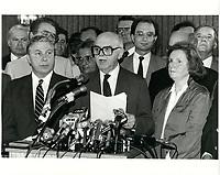 Claude Dupras,<br /> le 18 juillet  1986<br /> <br /> PHOTO : Agence Quebec Presse
