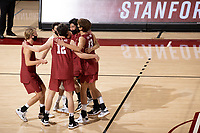 Pepperdine v Stanford Volleyball M, February 20, 2021