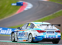 30th August 2020; Knockhill Racing Circuit, Fife, Scotland; Kwik Fit British Touring Car Championship, Knockhill, Race Day; Ashley Sutton in action during round 11 of the BTCC