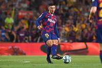 FOOTBALL: FC Barcelone vs Real Betis - La Liga-25/08/2019<br /> Clement Lenglet (FCB)<br />  <br /> 25/08/2019 <br /> Barcelona - Real Betis  <br /> Calcio La Liga 2019/2020  <br /> Photo Paco Largo/Panoramic/insidefoto