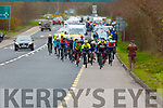 Cycling action from the Lacey Cup on Saturday.