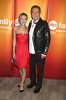 Alexa Vega & David Cassidy at the Disney & ABC Television Group Summer Press Junket at the ABC offices in Burbank, CA  on May 29, 2009 .©2009 Kathy Hutchins / Hutchins Photo..
