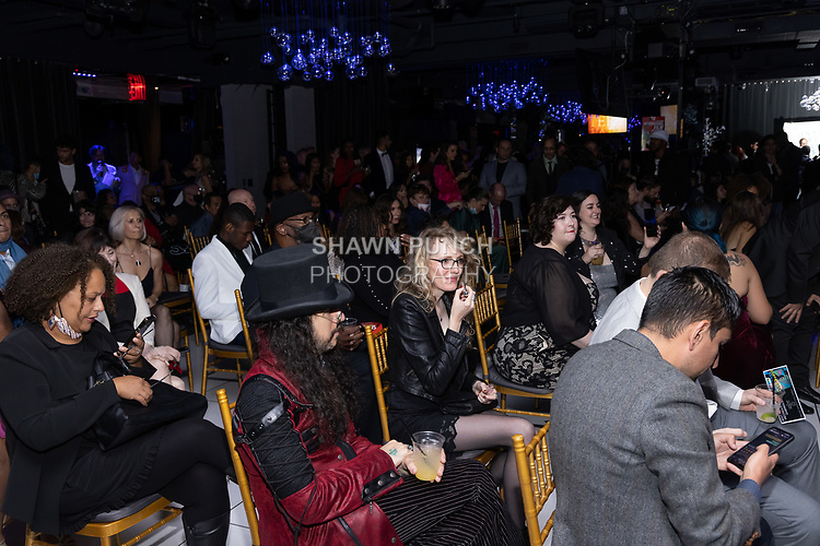 Atmosphere at the 10th Annual Winter Film Awards International Film Festival Gala on October 2, 2021 at 230 Fift Avenue in New York City.