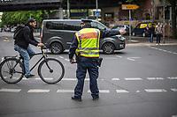 2020/05/04 Berlin | Verkehrspolizei