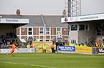 Torquay United 0 Southend United 0, 14/04/2012. Plainmoor, League Two. Photo by Simon Gill.
