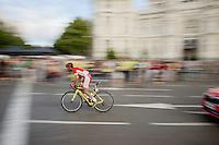 Daniel Navarro (ESP/Cofidis)<br /> <br /> stage 21: Alcala de Henares - Madrid (98km)<br /> 2015 Vuelta à Espana