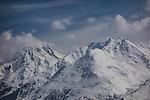 The Alps at St Anton Ski Area, Austria,