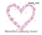 Kate, WEDDING, HOCHZEIT, BODA, valentine, Valentin, paintings+++++Feminine page 15,GBKM281,#W#,#V#, EVERYDAY ,valentine,hearts