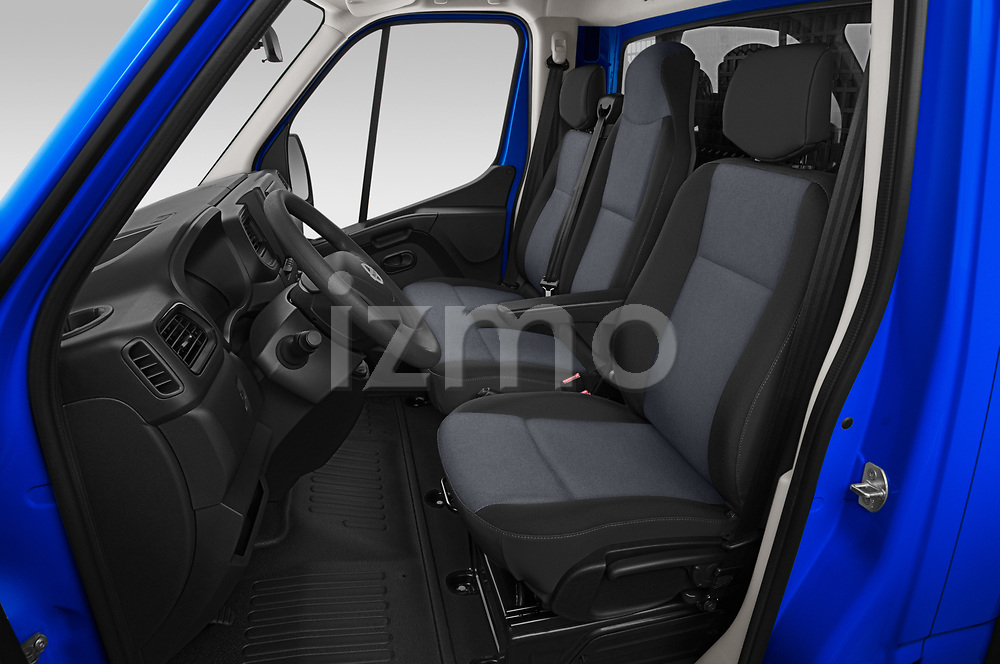 Front seat view of 2021 Nissan NV400 Acenta 2 Door Chassis Cab Front Seat  car photos