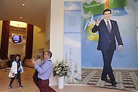 - Milano, Esposizione Mondiale Expo 2015, padiglione Turkmenistan<br /> <br /> - Milan, the World Exhibition Expo 2015, Turkmenistan pavilion