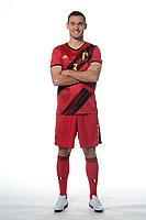 Thomas Vermaelen defender of Belgium  <br /> Tubize 12/11/2019 <br /> Calcio presentazione della nuova maglia della Nazionale del Belgio <br /> Photo De Voecht  Kalut/Photonews/Panoramic/insidefoto<br /> ITALY ONLY