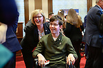 MAY 28, 2019, OTTAWA, ON; The Paralympic Foundation of Canada held an event to celebrate the second year of the ImagiNation Campaign at the Senate of Canada with Senator Chantal Petitclerc, Minister Carla Qualtrough, and other Paralympians present. Photo: Brittany Gawley / Canadian Paralympic Committee.