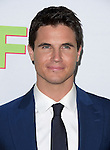 Robbie Amell  attends The CBS Films Los Angeles fan screening of THE DUFF held at The TCL Chinese 6 Theater  in Hollywood, California on February 12,2015                                                                               © 2015 Hollywood Press Agency