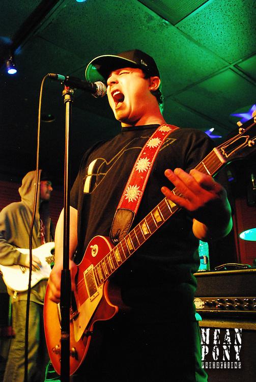 """Codi Jordan Band"" @  the Foundation Room, Park City, Utah 01.28.11"
