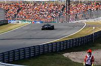 3rd September 2021: Circuit Zandvoort, Zandvoort, Netherlands;    5 Sebastian Vettel GER, Aston Martin Cognizant F1 Team, F1 Grand Prix of the Netherlands at Circuit Zandvoort