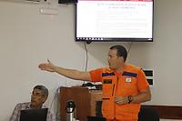Comissão é recebida pela Norsk Hydro na refinaria de alumina.<br />Barcarena, Pará, Brasil.<br />Foto Maycon Nunes