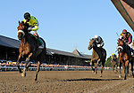 10 July 31: A Little Warm (no. 5), ridden by John Velazquez and trained by Anthony Dutrow, wins the 47th running of the grade 2 Jim Dandy Stakes for three year olds at Saratoga Race rack in Saratoga Springs, New York.