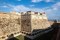 Cuba , Festung Castillo El Morro (San Pedro de la Roca) Santiago de Cuba, Unesco-Weltkulturerbe