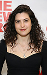 """Tedra Millan attends the first day of rehearsal for the New Group's production of """"Happy Talk"""" at The New 42nd Street Studios on April 1, 2019 in New York City."""