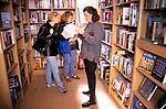 Travel Bookshop, Blenheim Crescent, Notting Hill London W11, used in the film Notting Hill staring Hugh Grant 1999, 1990s UK