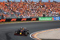 5th September 2021: Circuit Zandvoort, Zandvoort, Netherlands;  33 Max Verstappen NED, Red Bull Racing, F1 Grand Prix of the Netherlands at Circuit Zandvoort
