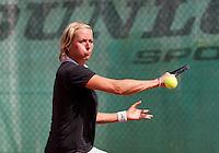 August 24, 2014, Netherlands, Amstelveen, De Kegel, National Veterans Championships, Marouschka van Dijk (NED)<br /> Photo: Tennisimages/Henk Koster