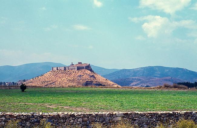 Crusader Fortress, Selçuk