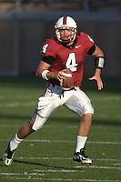 12 April 2007: Jason Forcier during Stanford's Spring Game at Stanford Stadium in Stanford, CA.