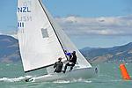 NELSON, NEW ZEALAND - Febuary 4: 2017 A-Class Catamaran Nat Champ & FD Nat Champs, Nelson, New Zealand. Saturday 4 Febuary 2017. (Photo by: Barry Whittnall/Shuttersport Limited)